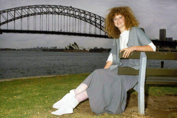 16 Year Old Nicole Kidman
