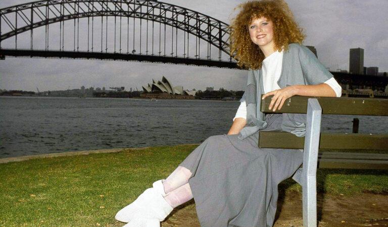 16 Year Old Nicole Kidman (1 photo)
