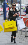 Abigail Abbey Clany Out Shopping Manchester