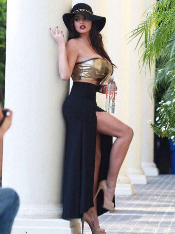 Abigail Ratchford 138 Water Photoshoot Beverly Hills