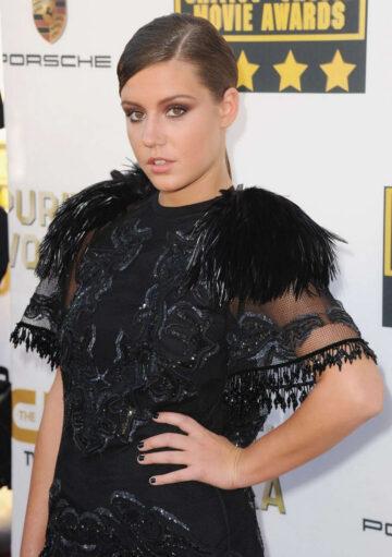 Adele Exarchopoulos Critics Choice Awards Santa Monica