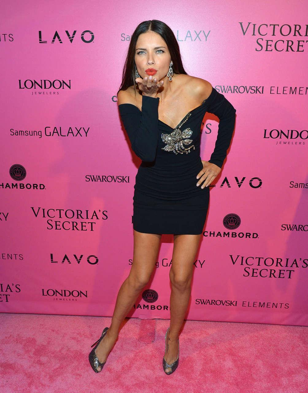 Adriana Lima 2012 Victorias Secret Fashion Show New York