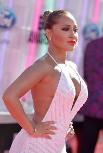 Adrienne Bailon 2014 Bet Awards Los Angeles