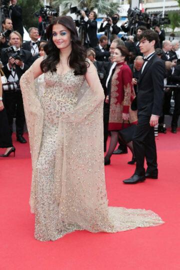 Aishwarya Rai Slack Bay Premiere 69th Cannes Film Festival