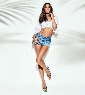 Alessandra Ambrosio Lpretty Ballerinas Spring Summer 2020 Campaign
