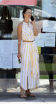 Alessandra Ambrosio Out Shopping For Colorful Balloons Los Angeles