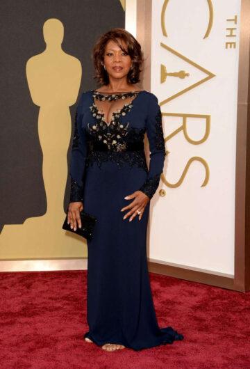 Alfre Woodard 86th Annual Academy Awards Hollywood