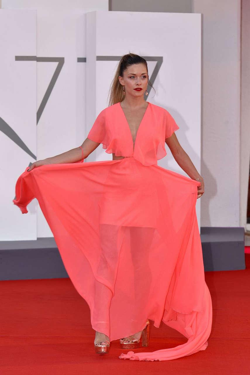Alice Bellagamba World To Come Premiere 2020 Venice Film Festival