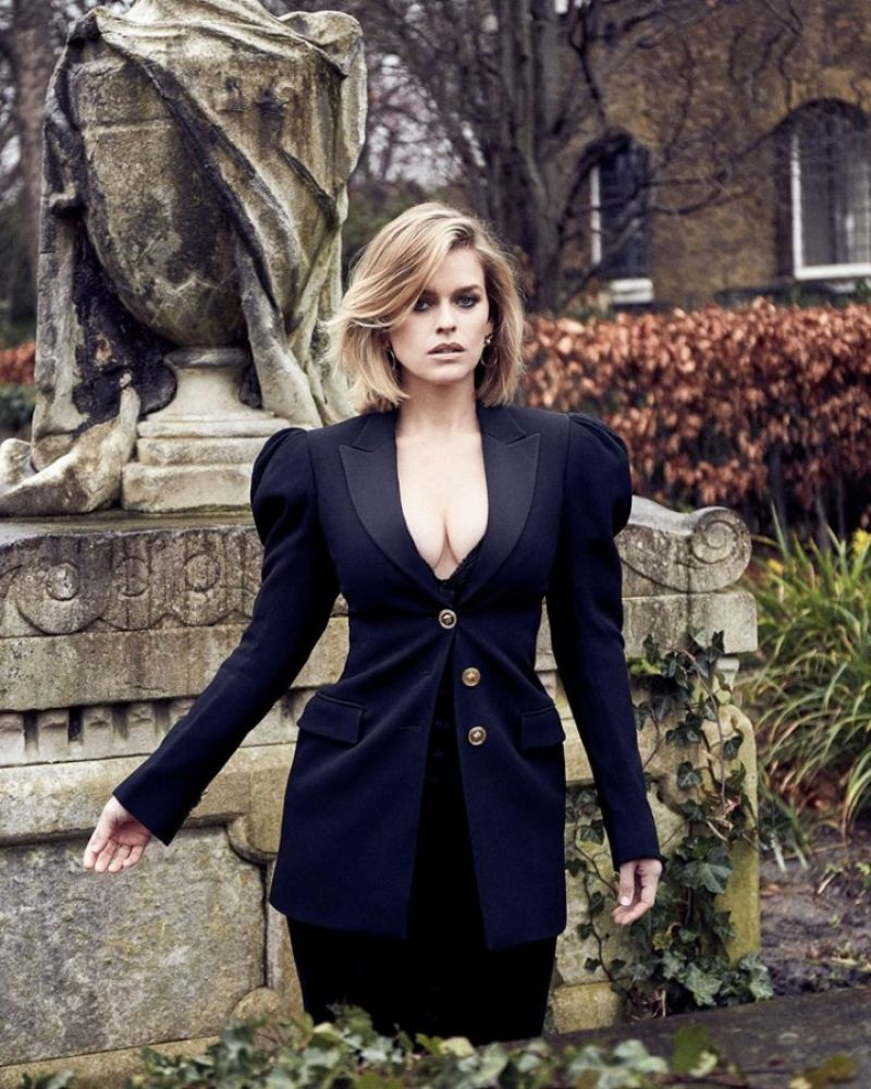 Alice Eve For Laterals Phenomonals Issue