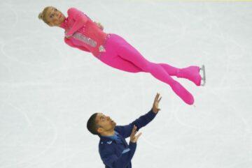 Aliona Savchenko Robin Szolkowy 2014 Winter Olympics Sochi