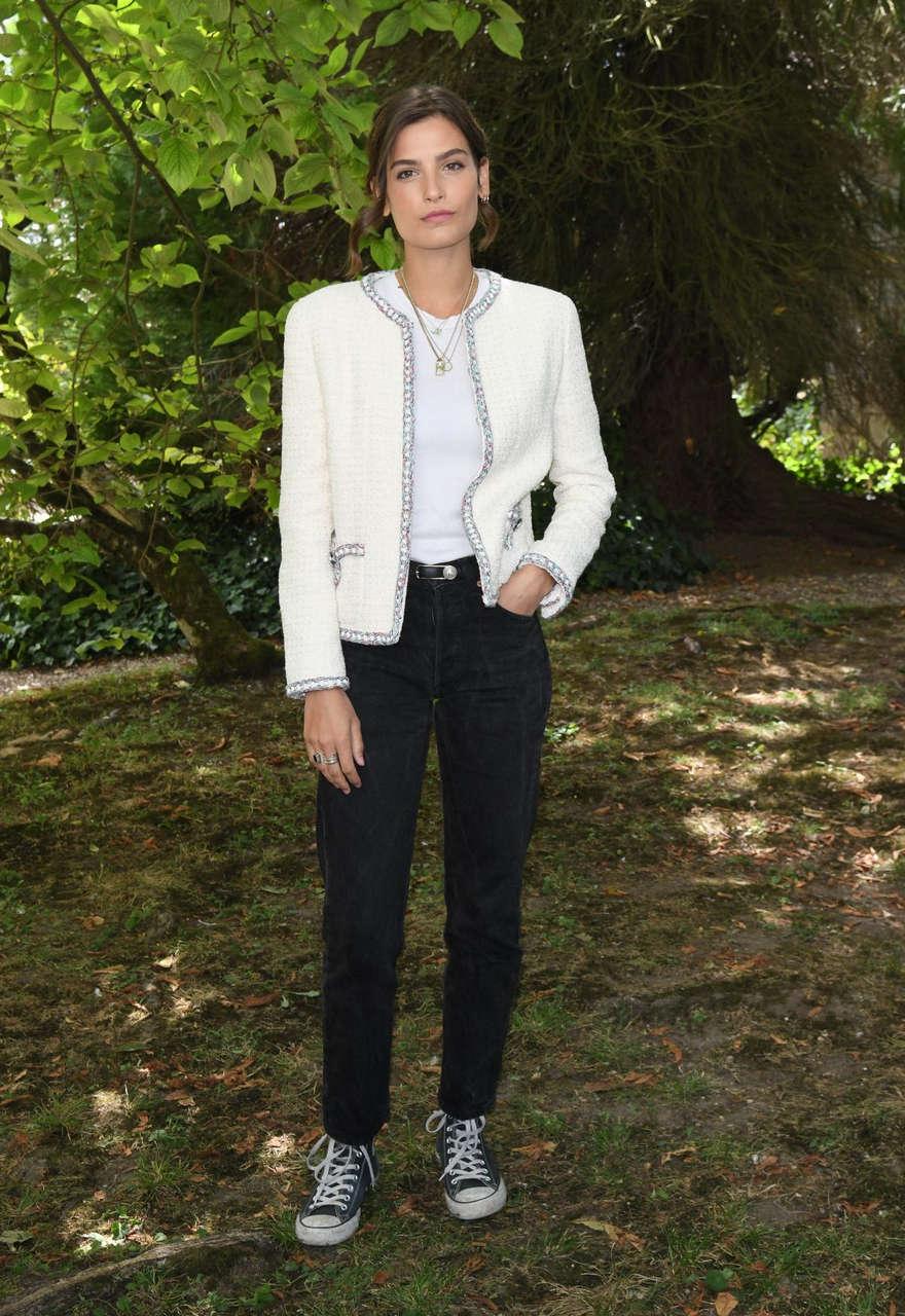 Alma Jodorowsky Lennemi Photocall 13th Angouleme French Speaking Film Festival