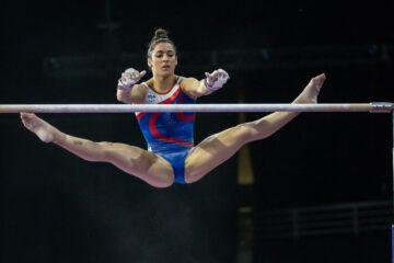 Aly Raisman 2016 Pacific Rim Gymnastics Championships Everett