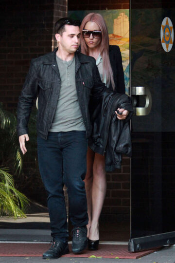 Amanda Bynes Released From West Hollywood Sheriffs Station