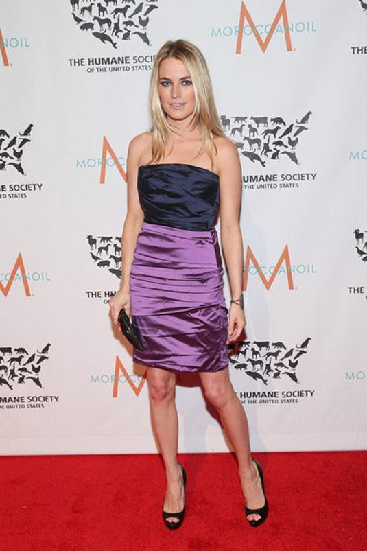Amanda Hearst Humane Society To Rescue Gala New York