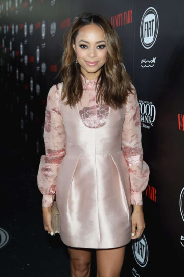 Amber Stevens Vanity Fair Fiat Young Hollywood Celebration Los Angeles
