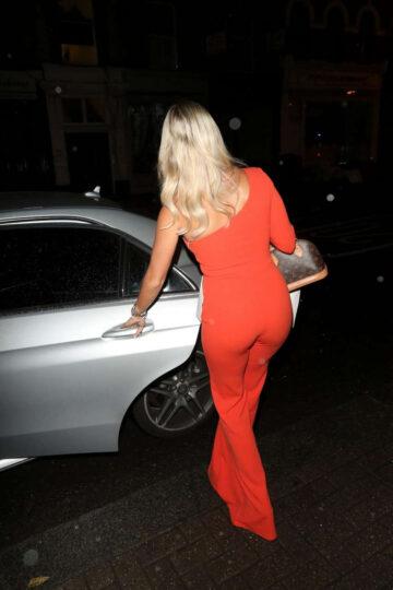Amber Turner Leaves Laki Kane Cocktail Bar London