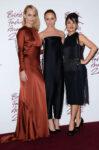 Amber Valletta 2012 British Fashion Awards Savoy Hotel London