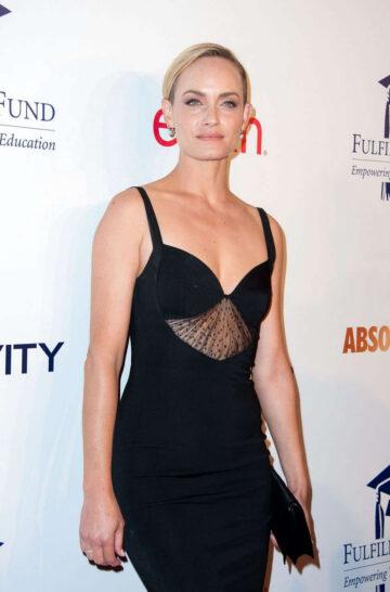 Amber Valletta 20th Annual Fulfillment Fund Stars Benefit Gala Beverly Hills