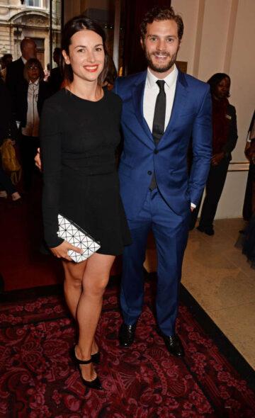 Amelia Warner 2014 Gq Men Year Awards London