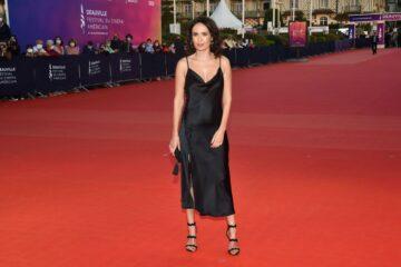 Amelle Chahbi Home Front Premiere 2020 Deauville American Film Festival