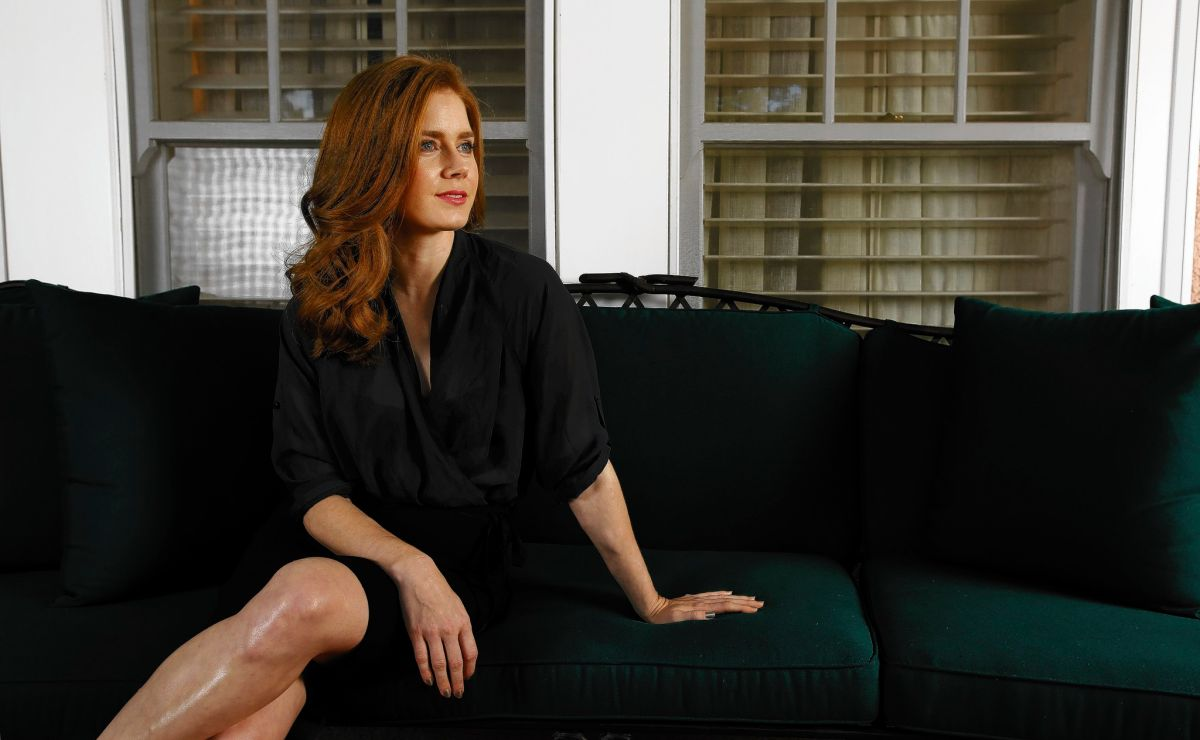 Amy Adama Kirk Mckoy Photoshoot Los Angeles Times