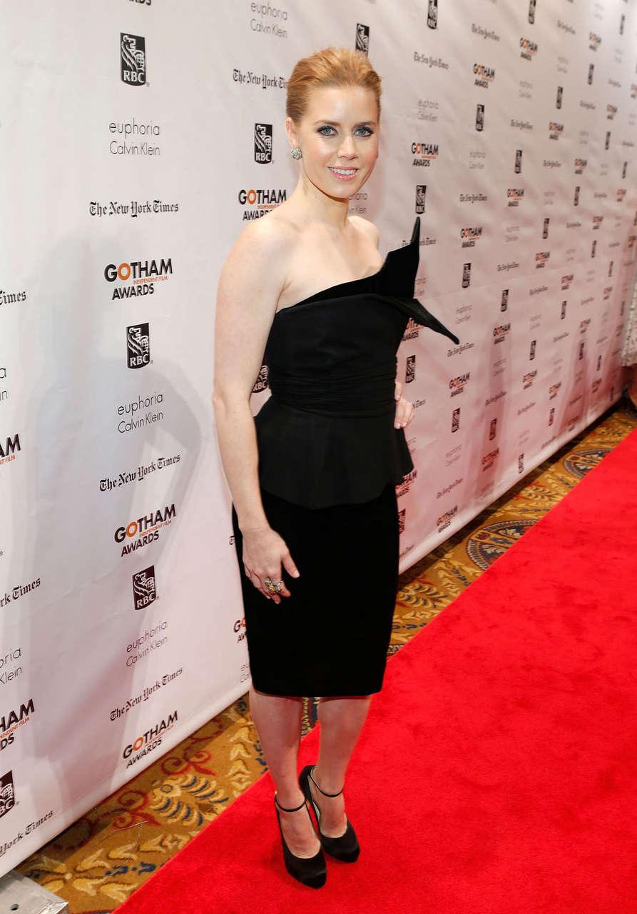 Amy Adams 22nd Annual Gotham Independent Film Awards New York