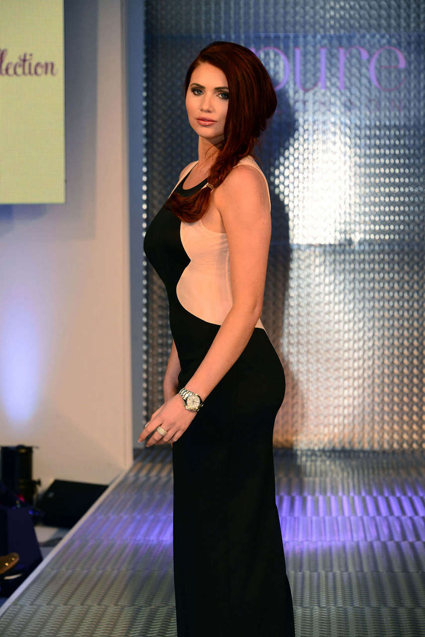 Amy Childs Her Collection Presentation London