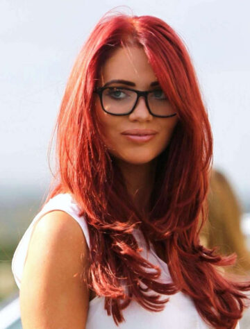 Amy Childs Out About Essex
