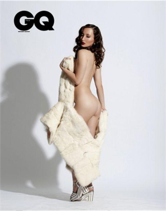 Amy Markham Gq Magazine Italy