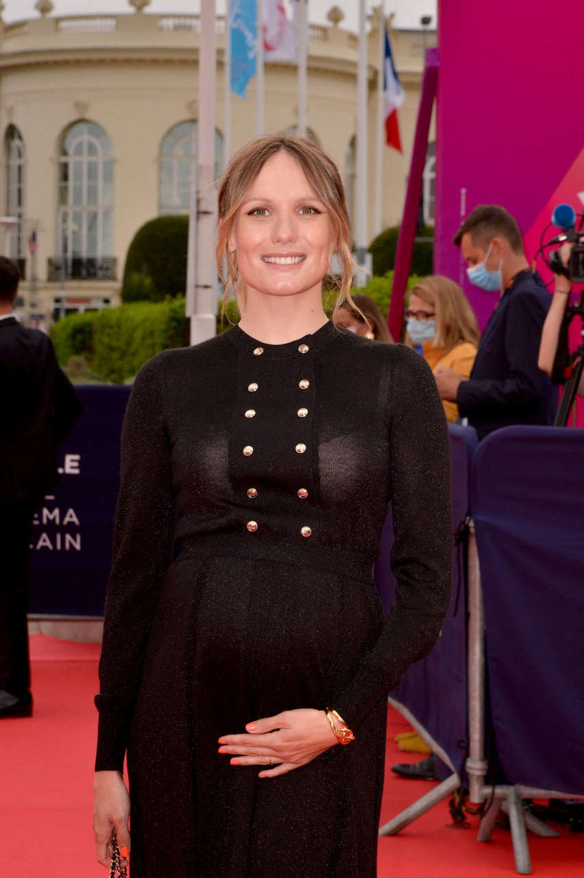 Ana Girardot 46th Deauville American Film Festival Opening France