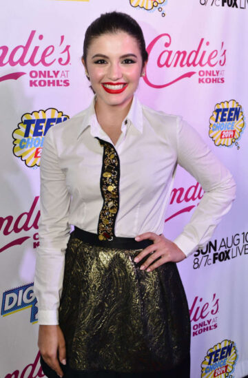 Ana Golja Candies Official Teen Choice 2014 Pre Party Los Angeles