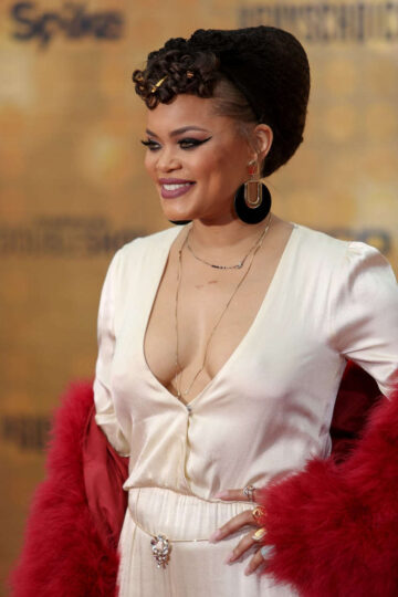 Andra Day T Spike Tvs Guys Choice 2016 Awards Culver City