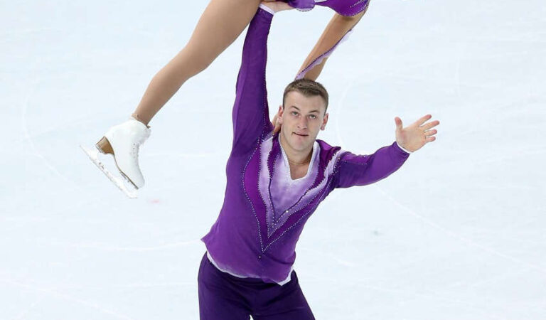 Andrea Davidovich Evgeni Krasnopolski 2014 Winter Olympics Sochi (11 photos)