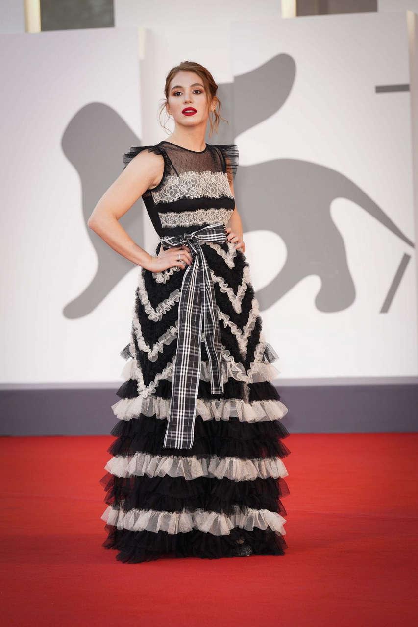 Andrea Ludovica Martino New Order Premiere 2020 Venice Film Festival