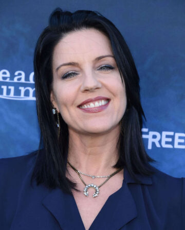 Andrea Parker Dead Of Summer Pretty Little Liars Screening Los Angeles