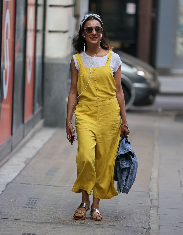 Anita Rani Arrives Bbc Wogan House London