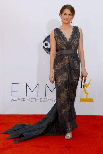 Anna Chlumsky 64th Primetime Emmy Awards Los Angeles