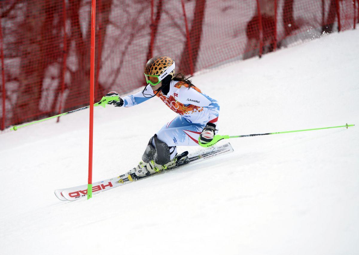 Anna Fenninger 2014 Winter Olympics Sochi