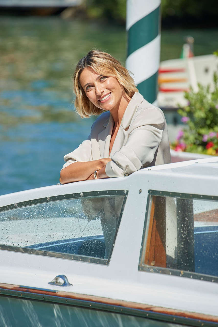 Anna Figlietta 77th Venice Film Festival