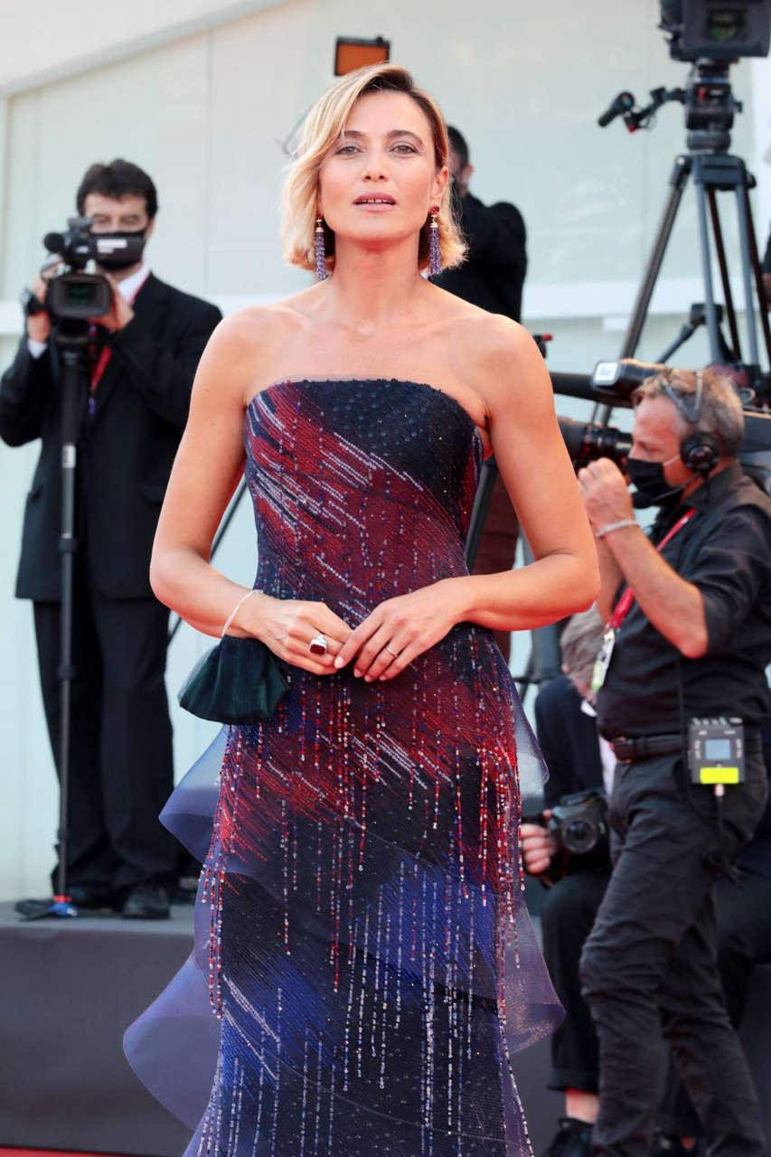 Anna Foglietta 77th Venice Film Festival Closing Ceremony