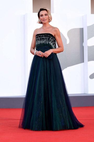 Anna Foglietta 77th Venice Film Festival Opening Ceremony