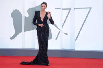 Anna Foglietta World To Come Premiere 77th Venice Film Festival