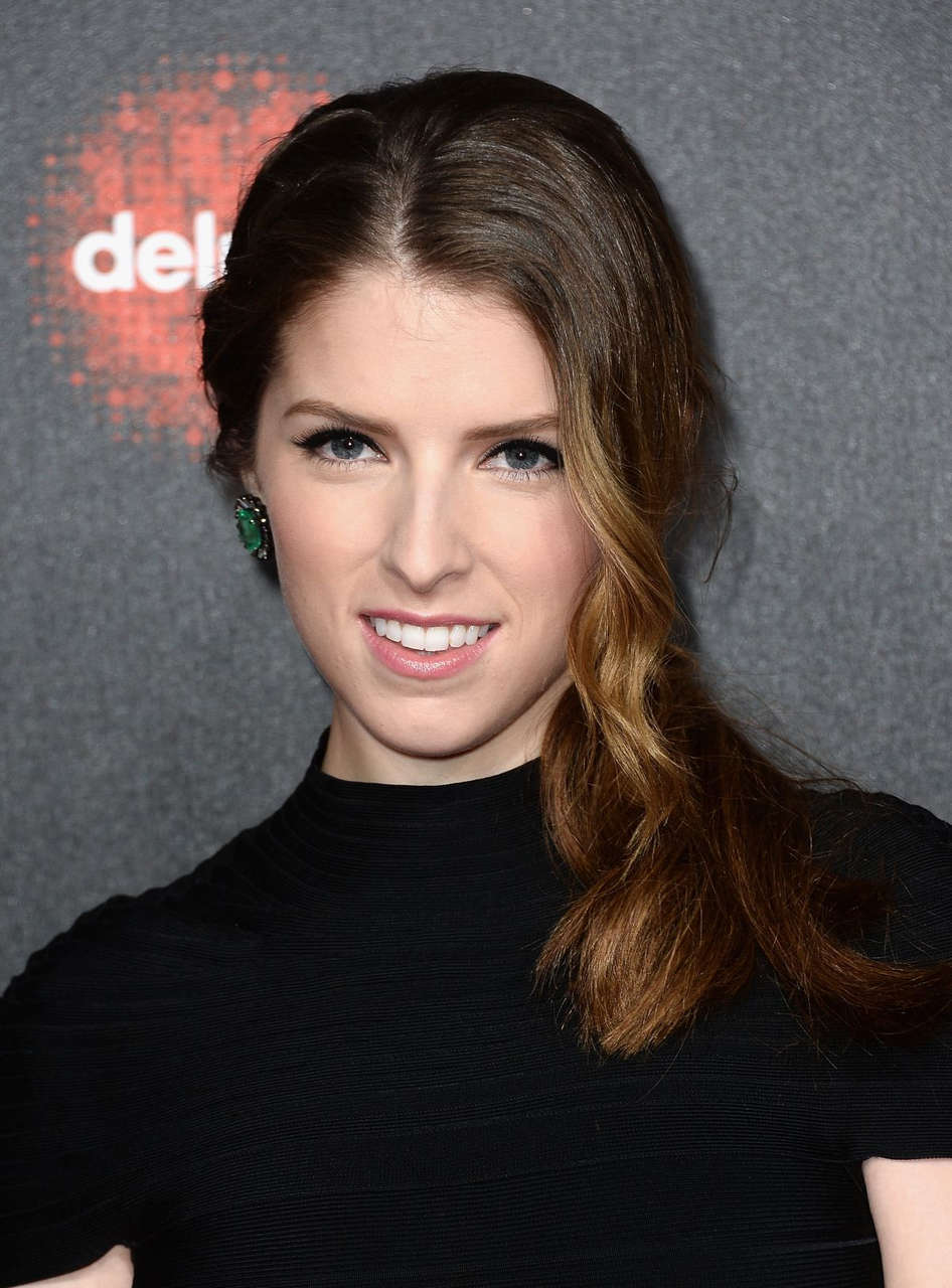 Anna Kendrick 2nd Annual Rebels Cause Gala Hollywood