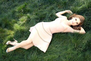 Anna Kendrick Elisabeth Caren Photoshoot For Self Assignment 2013
