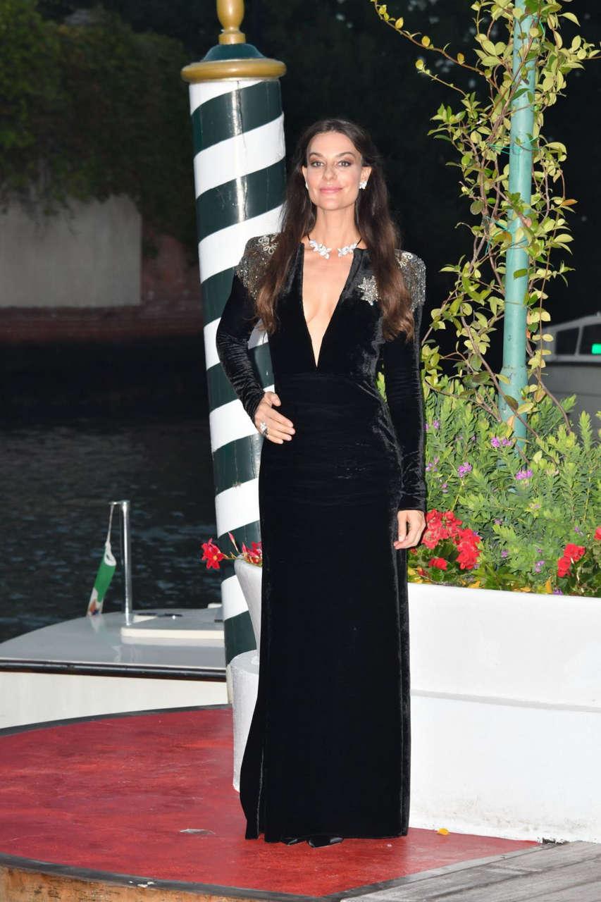 Annabelle Belmondo Flming Italy Best Movie Award 77th Venice Film Festival
