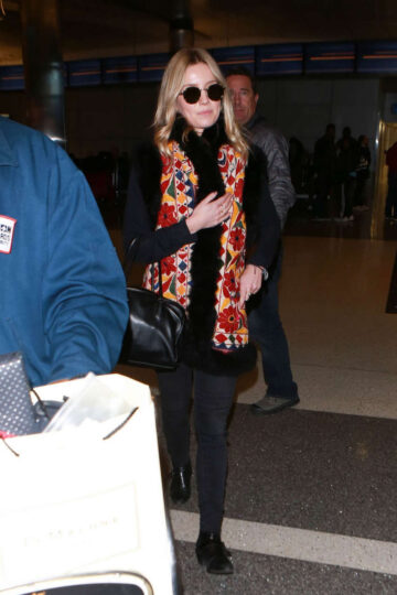 Annabelle Wallis Is Lax Airport Los Angeles