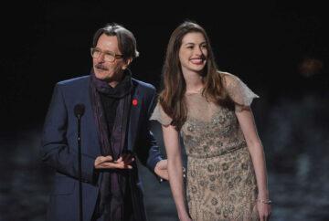 Anne Hathaway Spike Tv Scream Awards Show