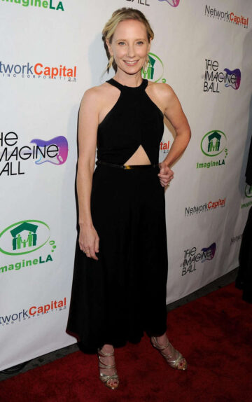 Anne Heche Imagine Ball House Blues West Hollywood