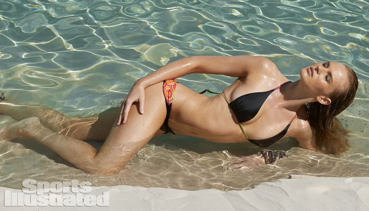 Anne Vyalitsyna Sports Illustrated 2014 Swimsuit Issue
