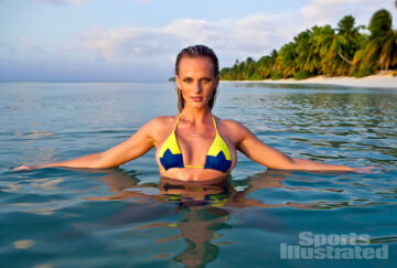 Anne Vyalitsyna Sports Illustrateds 2012 Swimsuit Issue